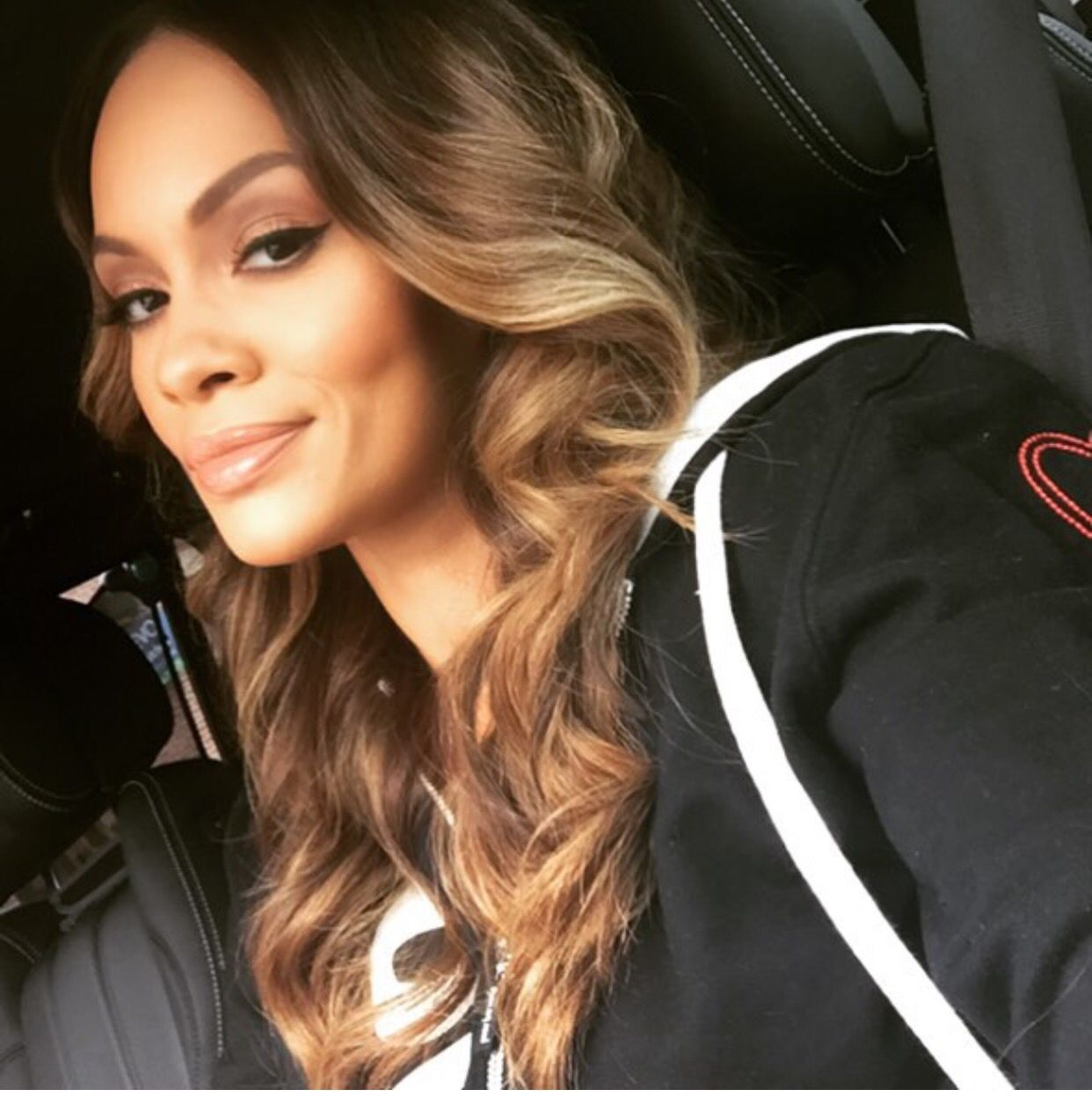 cute hairstyles | date night looks | pinterest | evelyn lozada