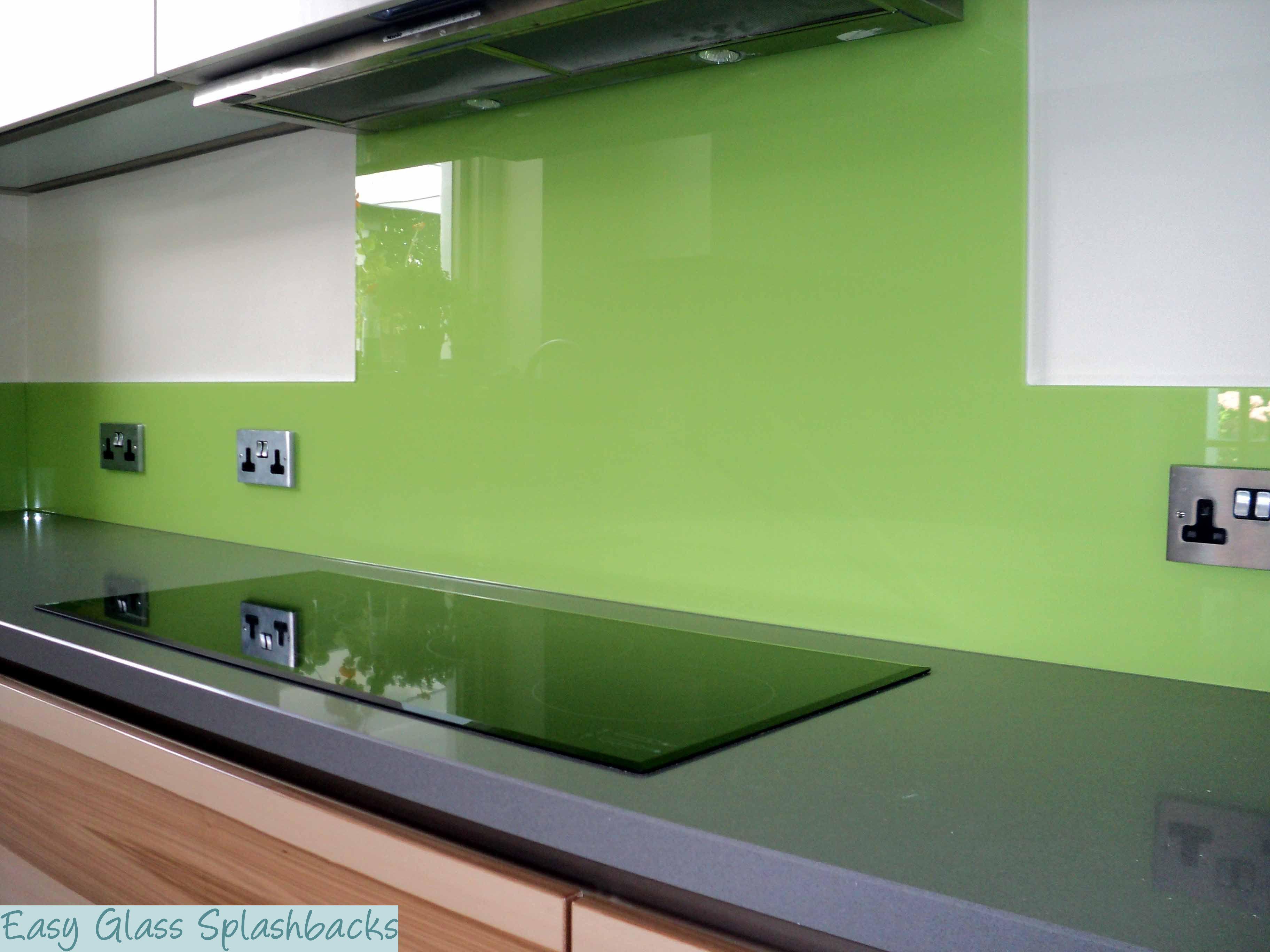 Coloured & Printed Glass Splashbacks & Glass Shower Walls ...