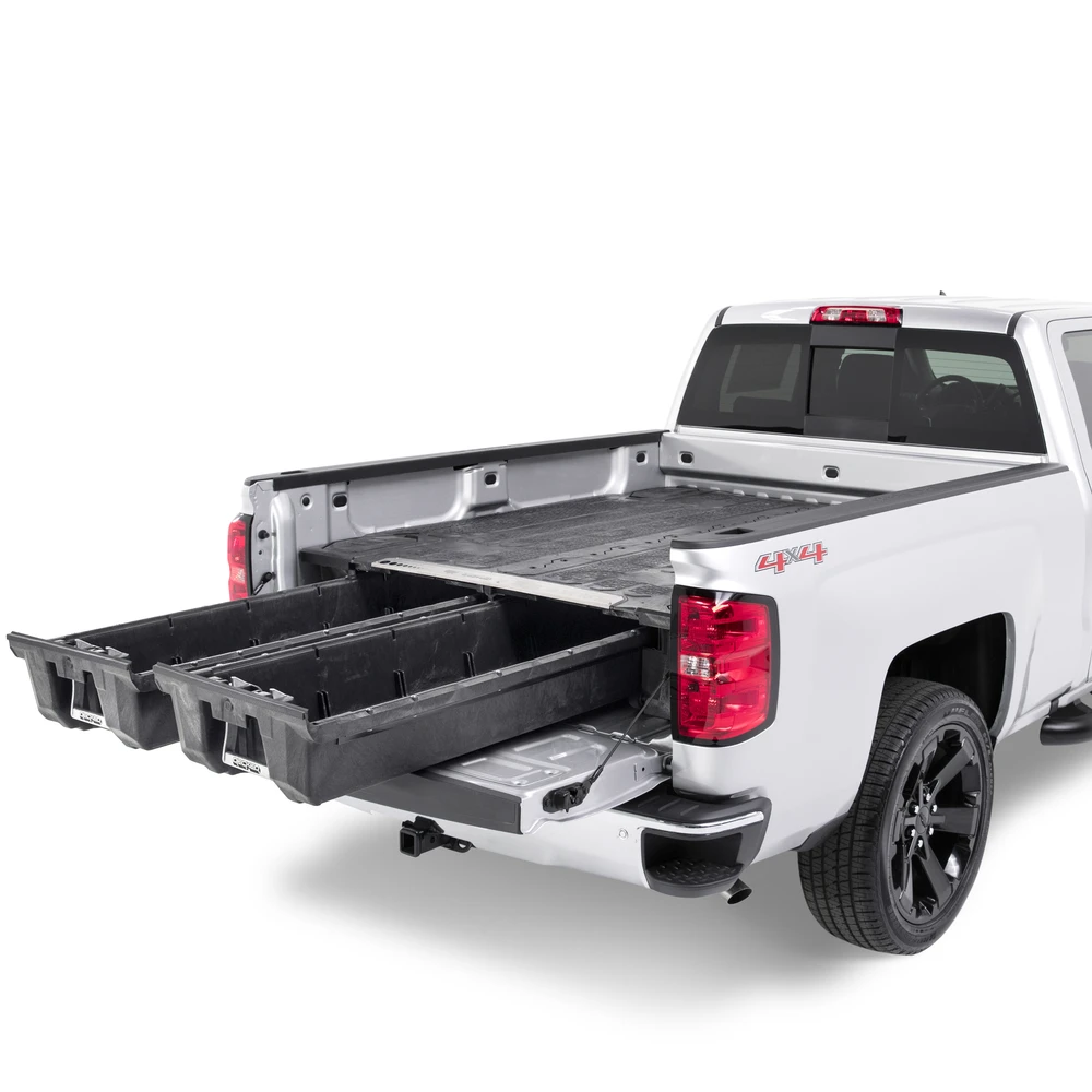 DECKED Drawer System GMC Sierra 1500 in 2020 Chevy