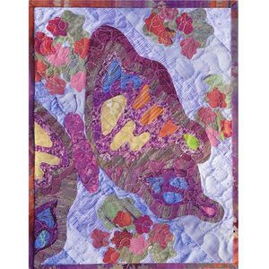 Bertie The Butterfly quilt pattern   Nature Quilts   Pinterest ... : butterfly quilt pattern - Adamdwight.com