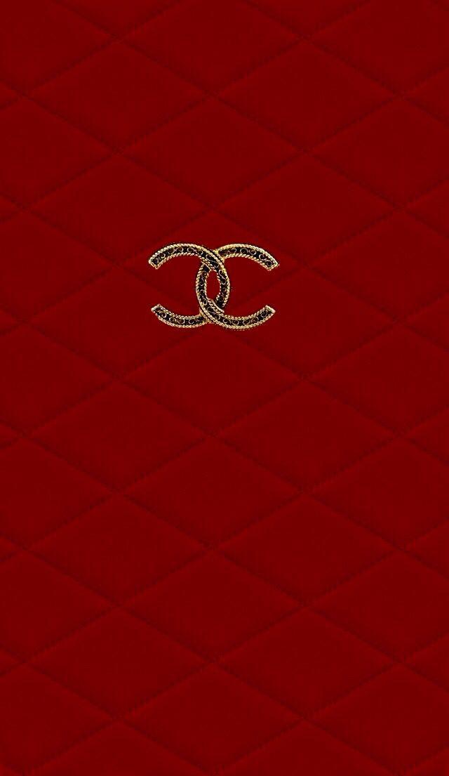Chanel Wallpaper Red Iphone 6 Plus Naiiyeℓ In 2019