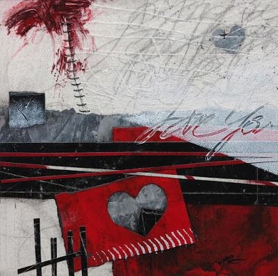 Collage art of Laura Lein-Svencner: Collage Art for your Collection