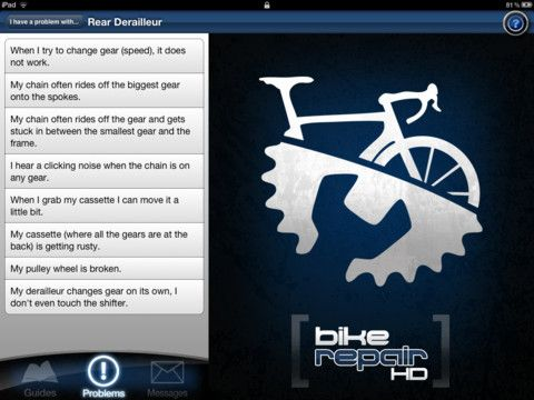 Httpwanelocomp3594100diybikerepair Easy Bicycle Repair Course