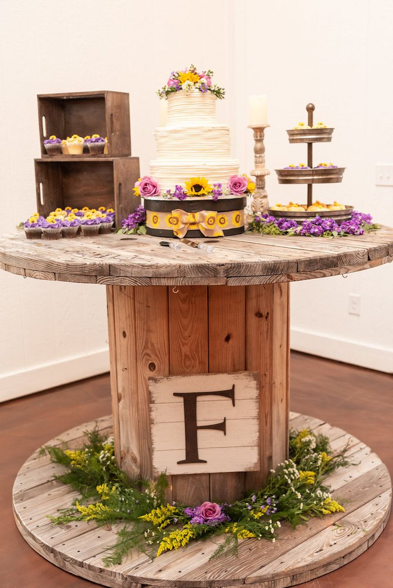42 Wedding Dessert Table Ideas For Every Theme Wedding Forward Vintage Wedding Cake Table Wedding Cake Display Wedding Cake Table