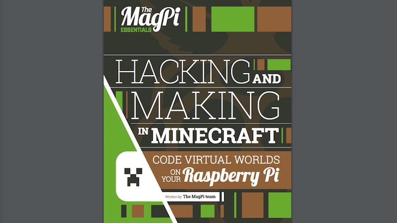 There are few things that go together better than Minecraft and the Raspberry Pi, and the little microcomputer meant to teach kids coding can do even more with Minecraft. The folks at MagPi, the official magazine of the Raspberry Pi Foundation, have a free PDF that teaches you everything you need to know.