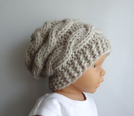 8e306ea452a Baby winter hat Photo Prop Hat Newborn Hipster Hat by Ifonka