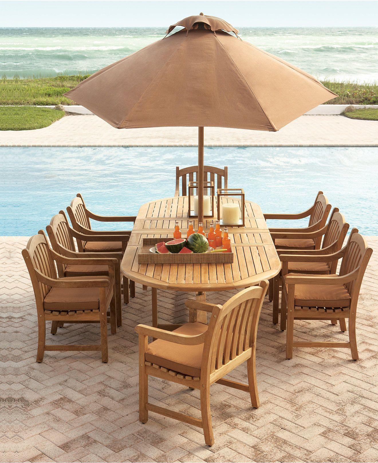 11 teak outdoor furniture ideas teak