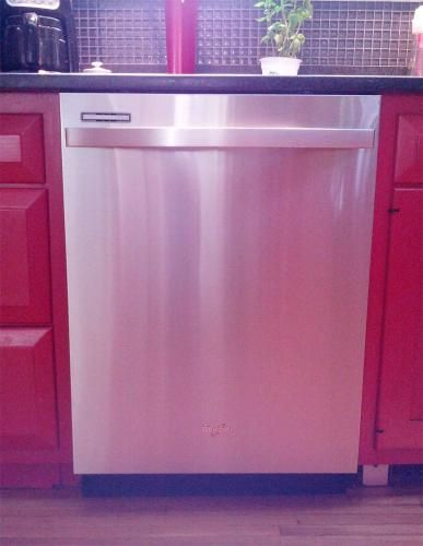 Whirlpool Gold Series Top Control Dishwasher In Monochromatic