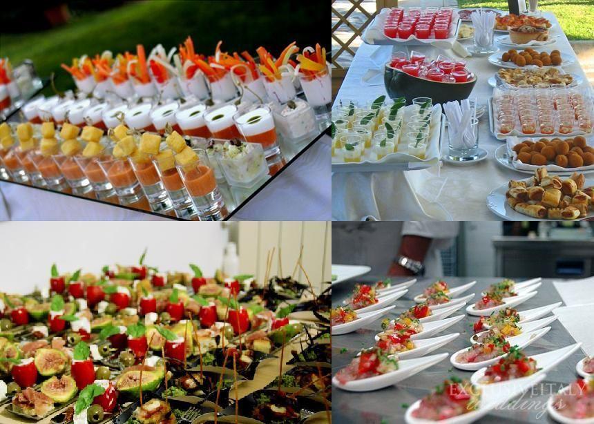 Italian Wedding Banquets, Traditional Italian Food at Wedding ...