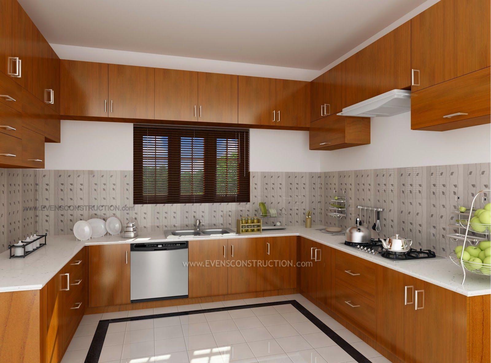 Modular Kitchen Kerala Home Design Amazing Architecture