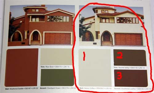 Spanish Style Paint Color Combinations Another Popular Brochure Is Dunn Edwards Browns Tans
