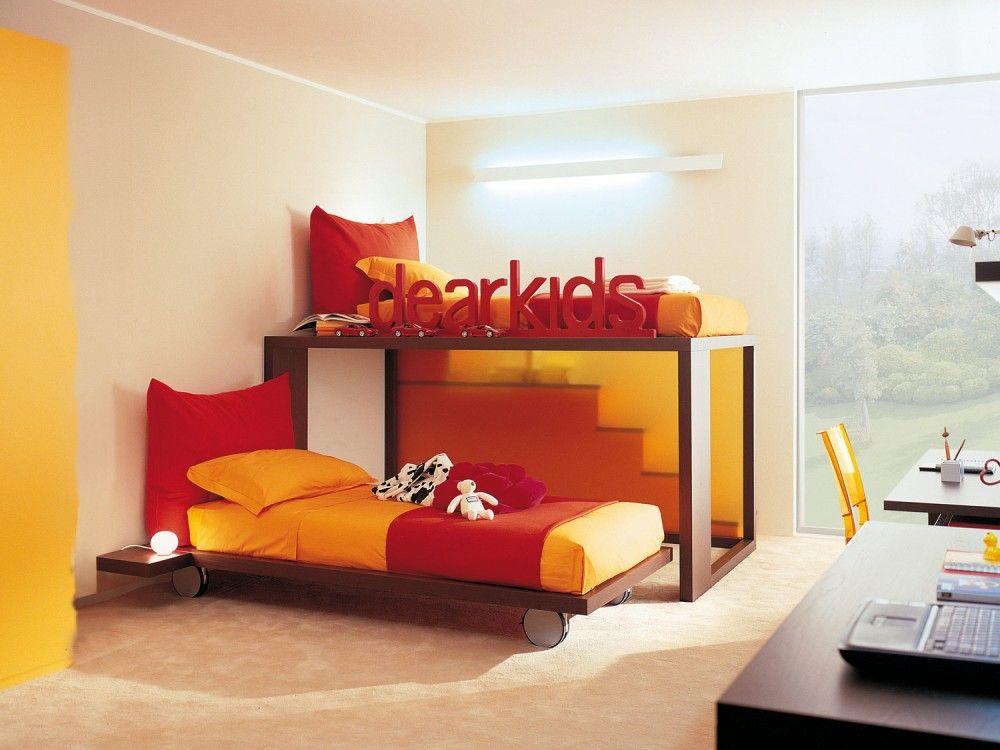 Kids' rooms - Dearkids - Chidren's bunk beds | Camerette ...