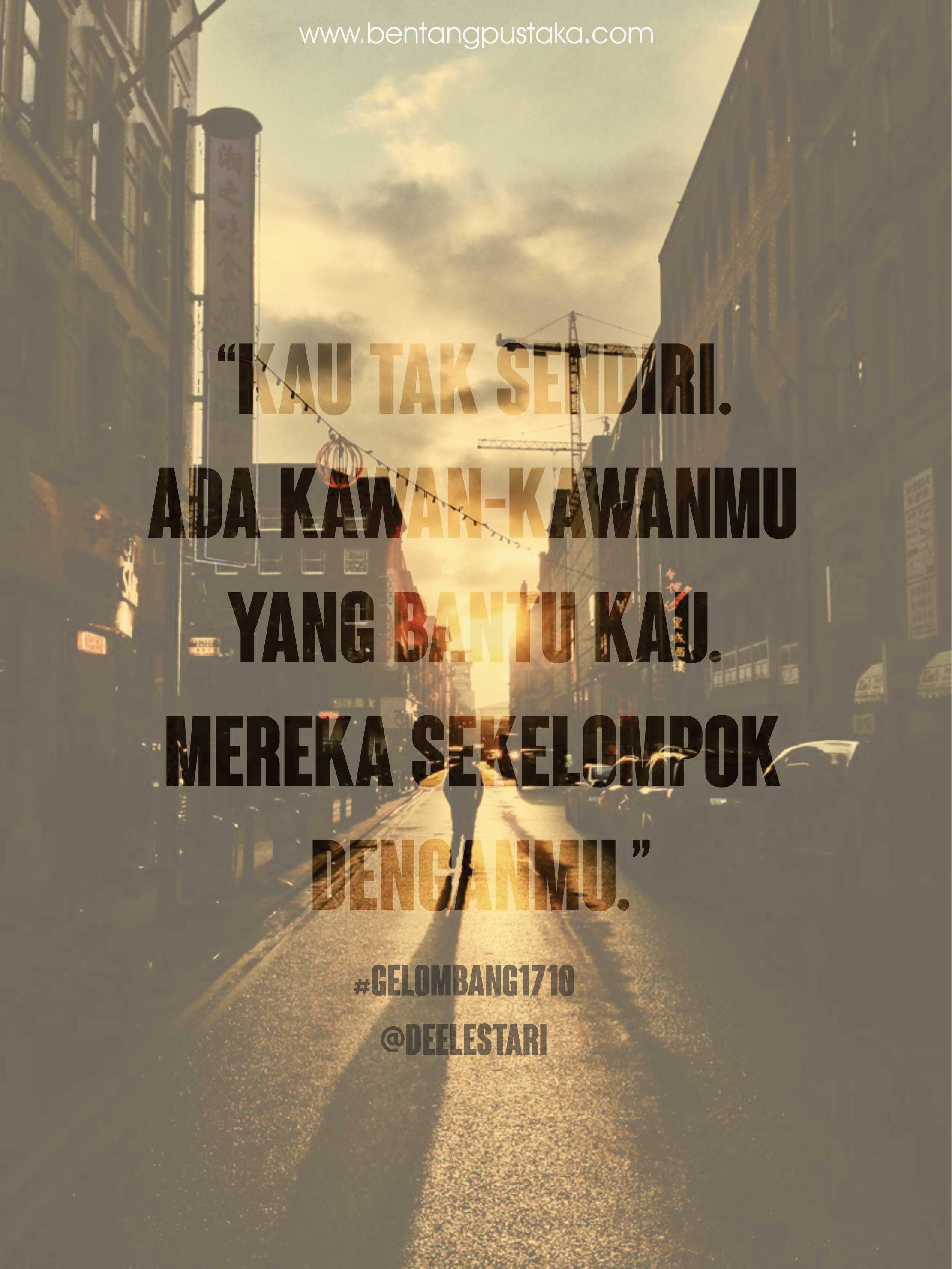 Dee Lestari Quotes : lestari, quotes, Supernova:, Gelombang, Lestari
