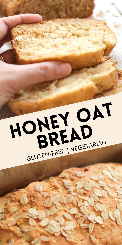 Gluten Free Honey Oat Quick Bread Dish By Dish Recipe In 2020 Gluten Free Honey Oat Honey Oat Bread Gluten Free Recipes Bread