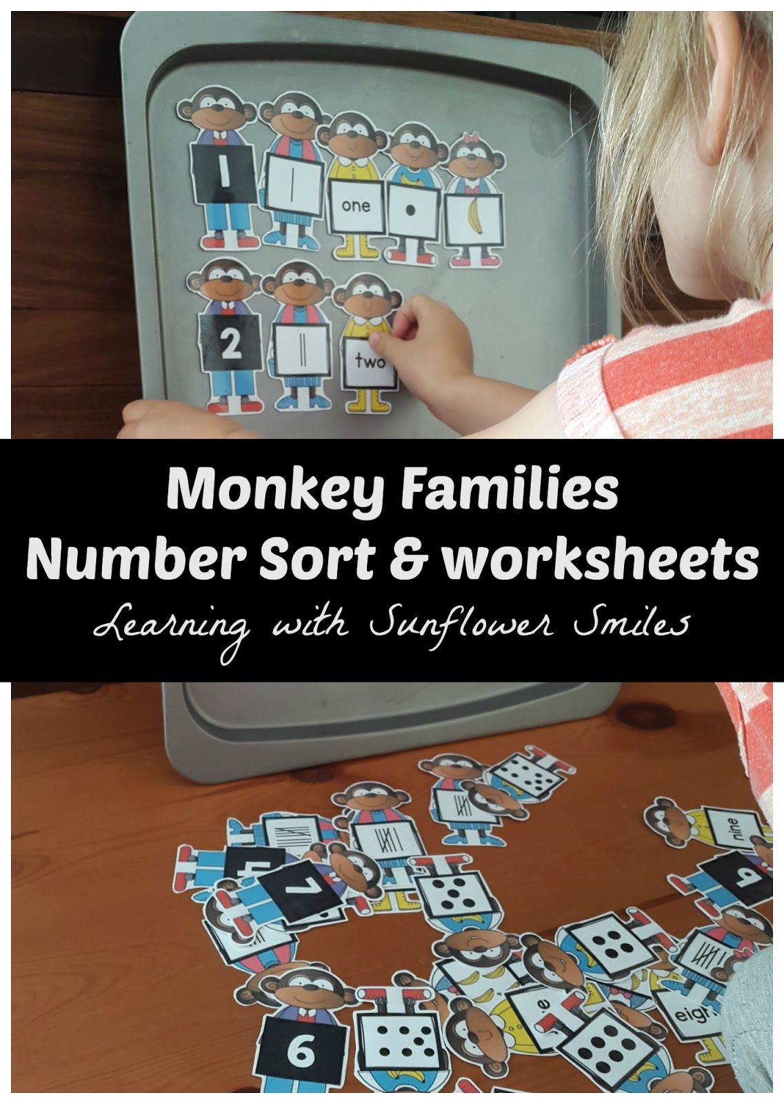 Monkey Number Families
