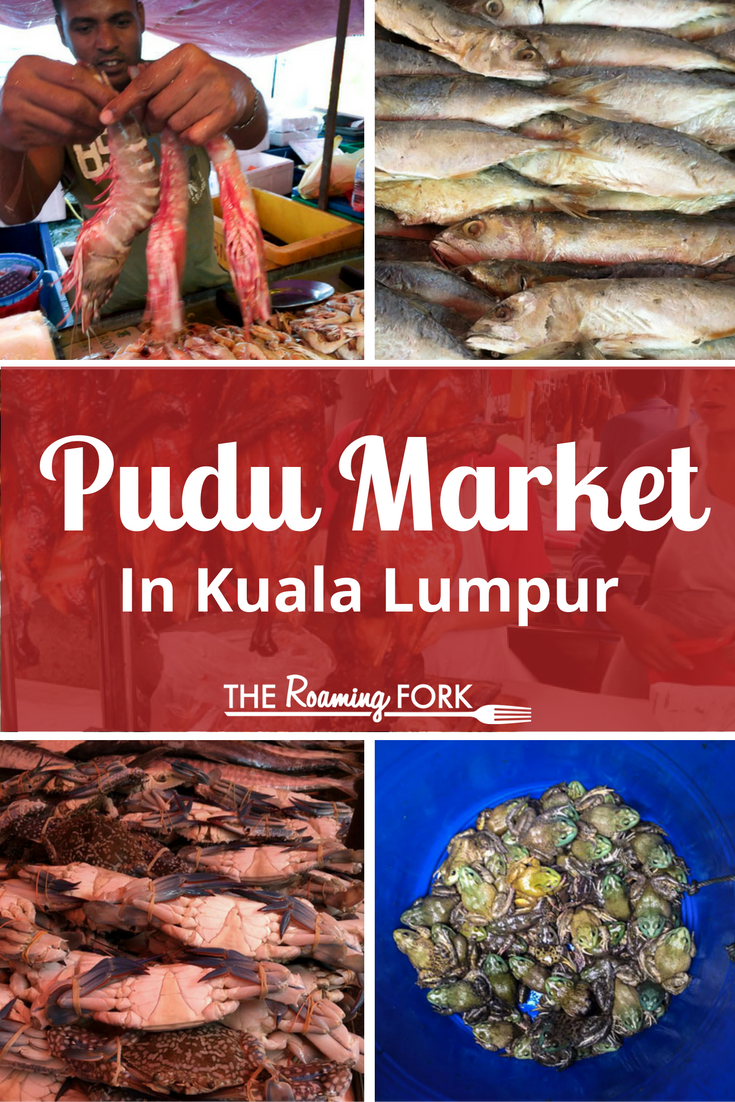Pudu lies just on the outskirts of Kuala Lumpur, Malaysia and is home to Pasar Besar, the city's largest wet and dry market. Simply known as Pudu Market, here you will find a bustling market offering the usual wide array of goods. Come check it out!