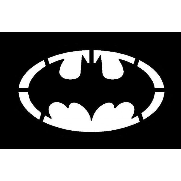 Batman clipping stencil if ollie has to get a clip might as batman clipping stencil if ollie has to get a clip might as well make pronofoot35fo Gallery