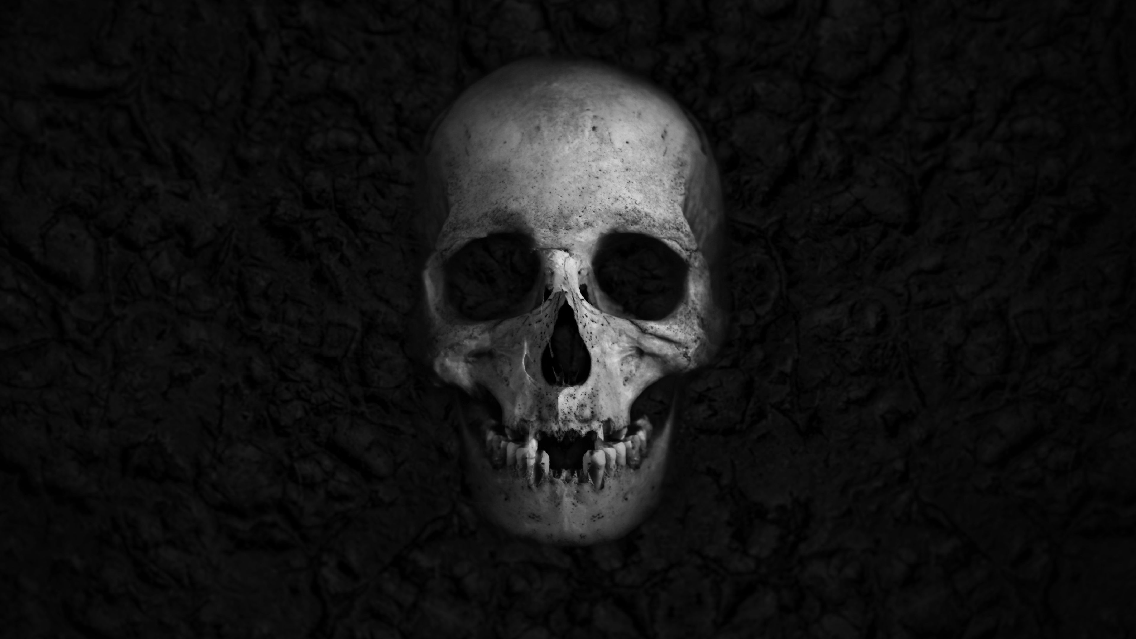 3840x2160 Skull 4k Wallpaper Most Downloaded In 2020 4k Wallpapers For Pc Skull Wallpaper Wallpaper Pc