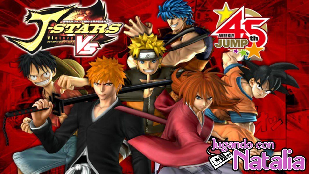 Naruto Vs Ichigo Goku Ps4 J Stars Victory Video Game