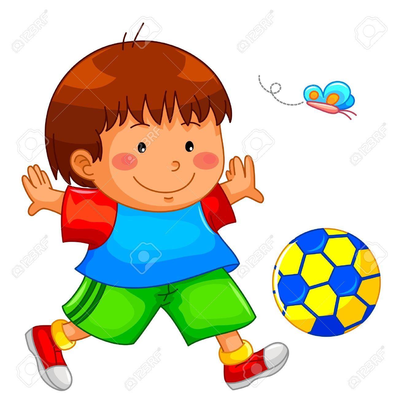 Nino Jugando Con Pelota Buscar Con Google Ninos Jugando Dibujo De Ninos Jugando Nino Jugando Futbol
