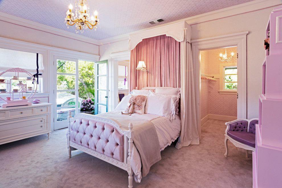 Pin by Deborah Lewis-Bates on Bedroom ideas | Girly ...