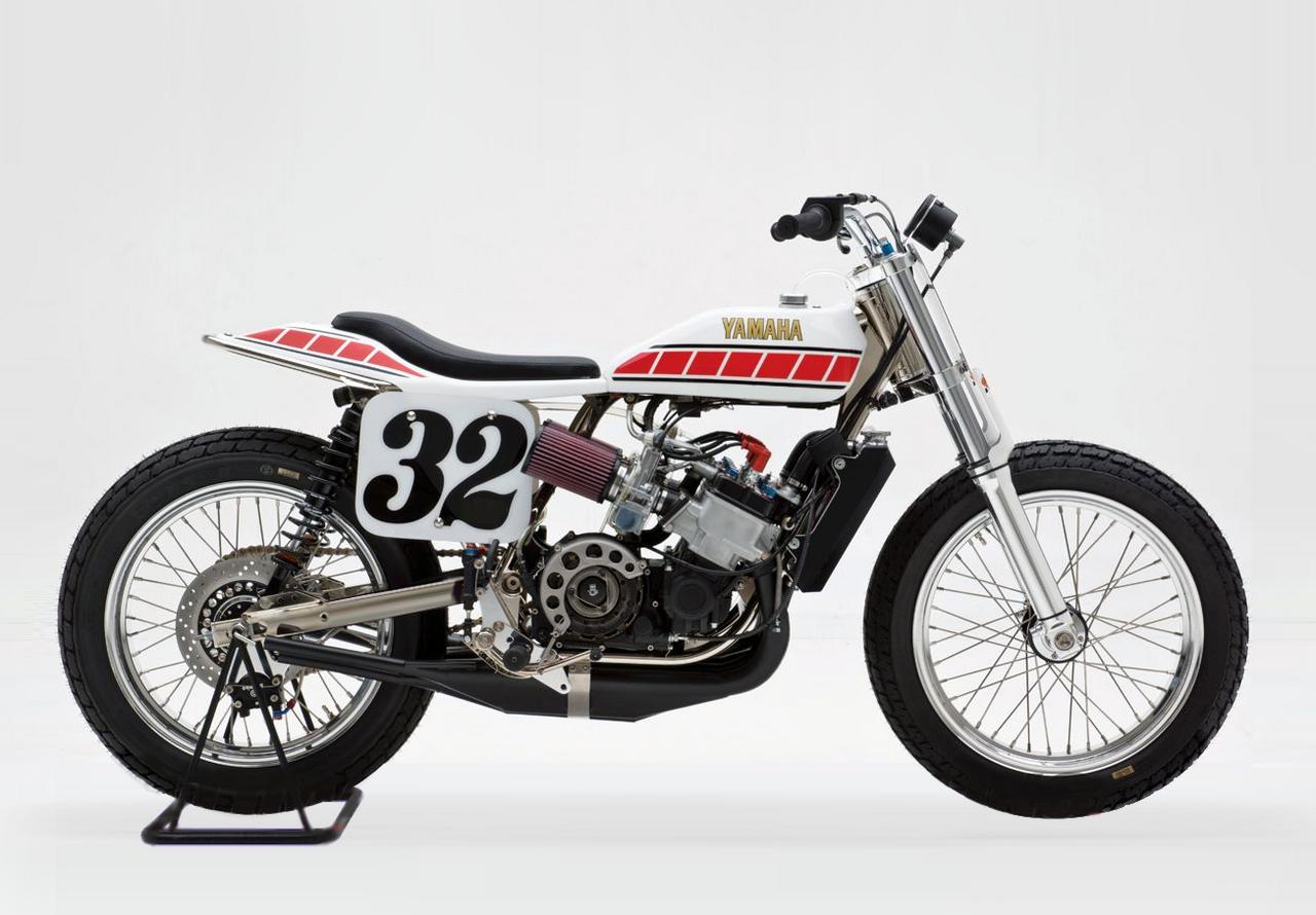 yamaha tz 750 flat track favourite bikes pinterest