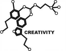 Photo of Kreativitätsmolekül von GrayScaleXLII auf DeviantArt