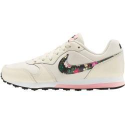 Photo of Nike Mädchen Sneaker Md Runner 2 Vintage Floral, Größe 37 ½ In Pale Ivory/black-Pink Tint-Whi, Größe