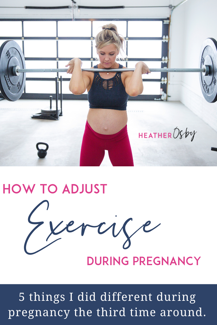 Pin on CrossFit During Pregnancy