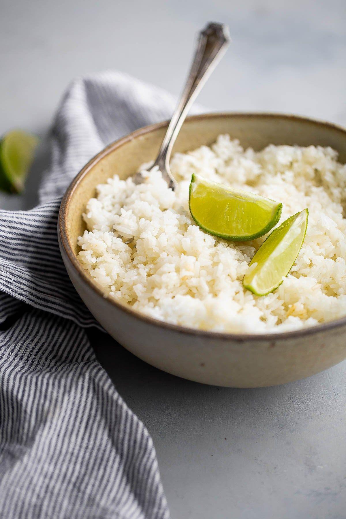 Coconut Rice | Recipe | Food recipes, Coconut rice, Rice ...