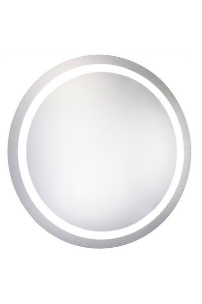 "LED Electric Mirror Round D42"" Dimmable 5000K"