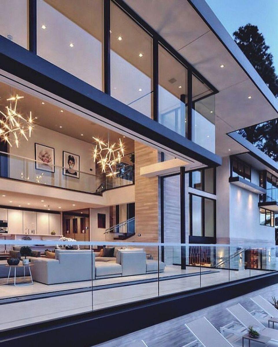 Awesome Contemporary Exterior Design Photos (54 In 2019