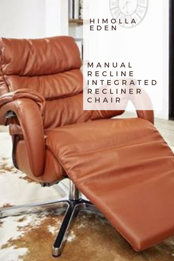 The #Himolla Eden #Recliner Chair is available with three
