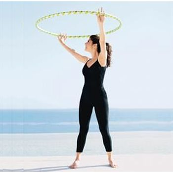 top 10 hula hoop exercises and their benefits | hula hooping