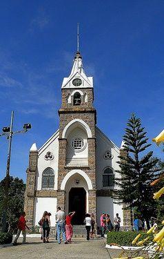 Igreja Nossa Senhora Da Luz Alto Da Boa Vista Rio De Janeiro