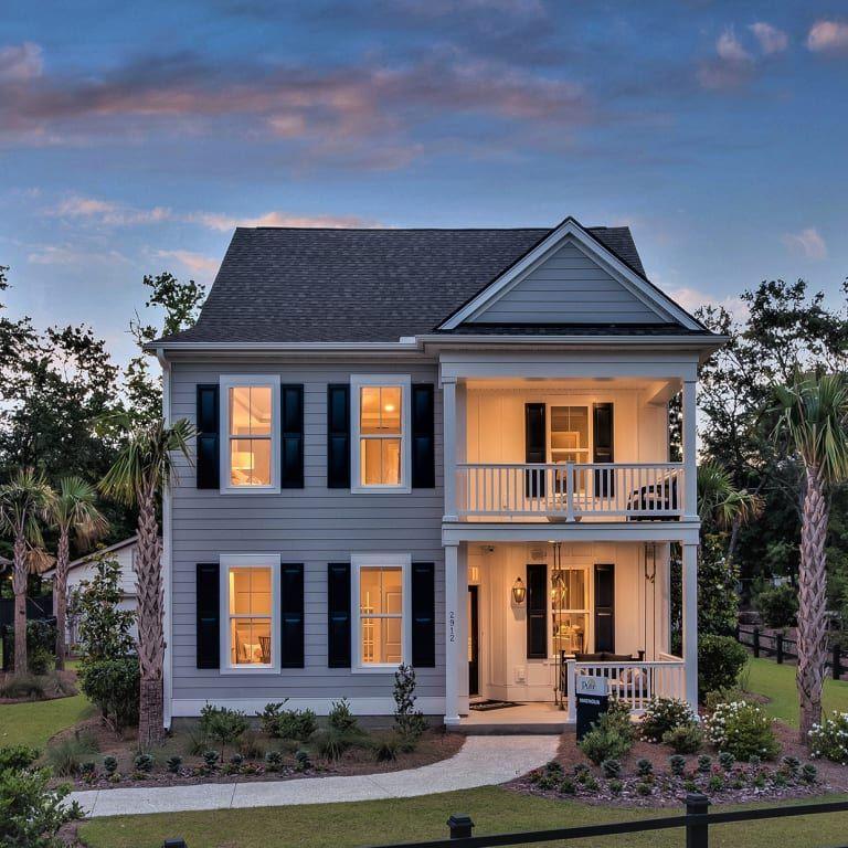 Oakfield New Home Communities Johns Island South Carolina Homes