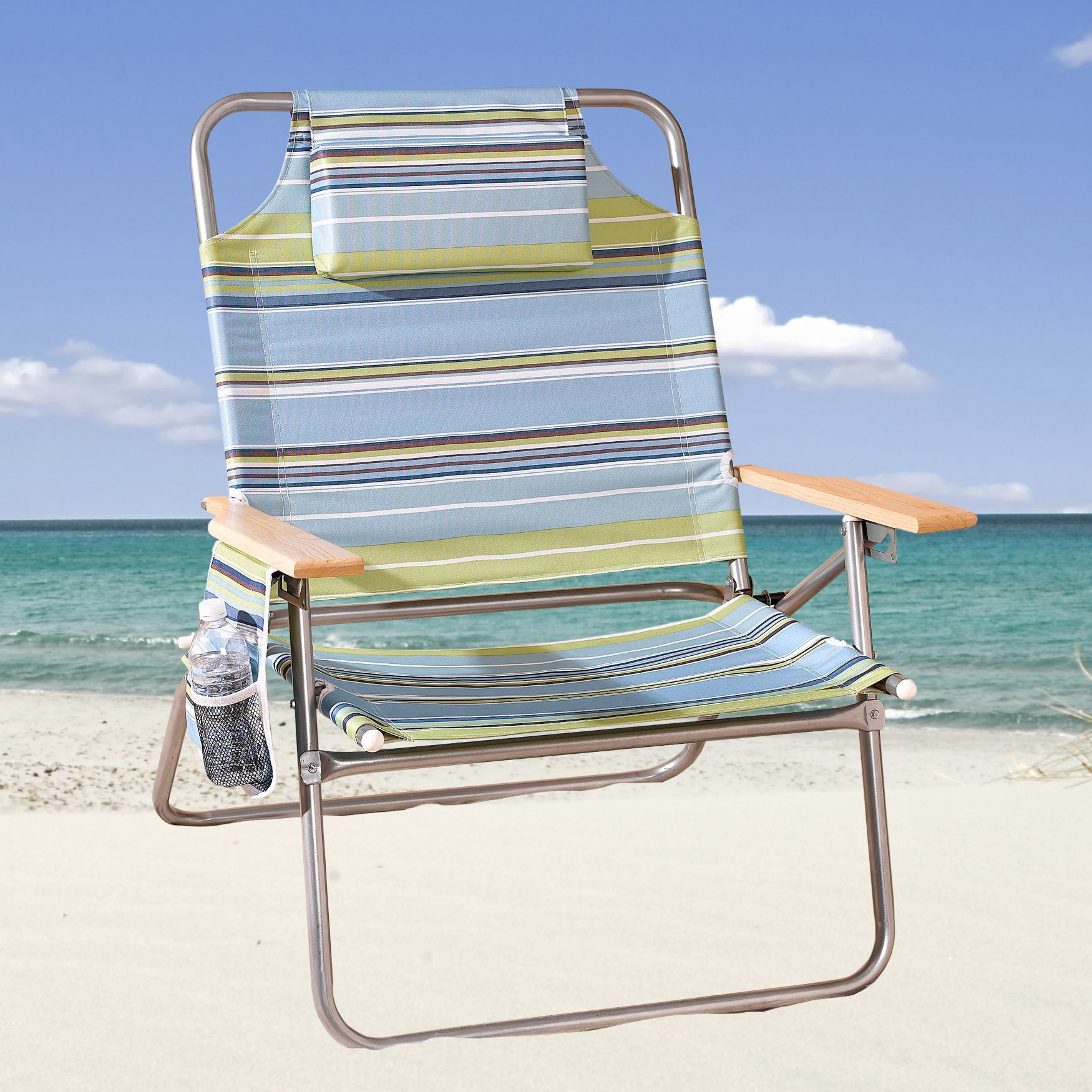 Extra Wide Beach Chair Chairs Furniture Brylanehome