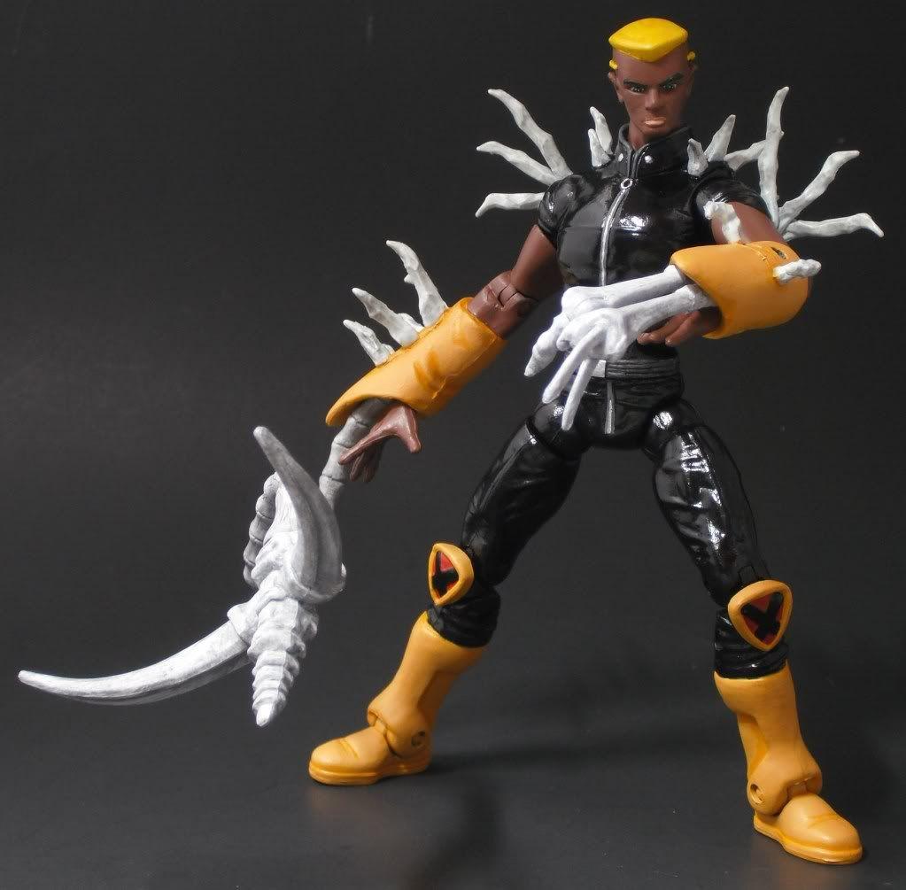 X Men Evolution Future Spike Custom Marvel Legends ...