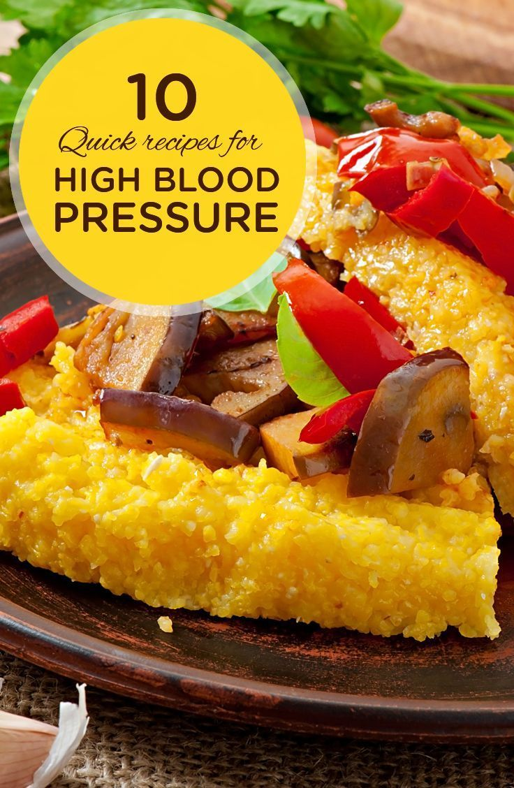 10 Quick And Easy #Recipes For High Blood Pressure #exerciseandbloodpressure
