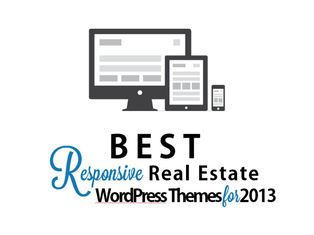 Responsive Real Estate WP Themes - a Slideshare presentation