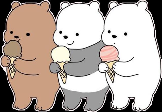 Freetoedit Cute Kawai Osos Escandalosos Bears Panda Polar Pardo Bebe Baby Webarebear Bear Wallpaper Cute Cartoon Wallpapers We Bare Bears Wallpapers