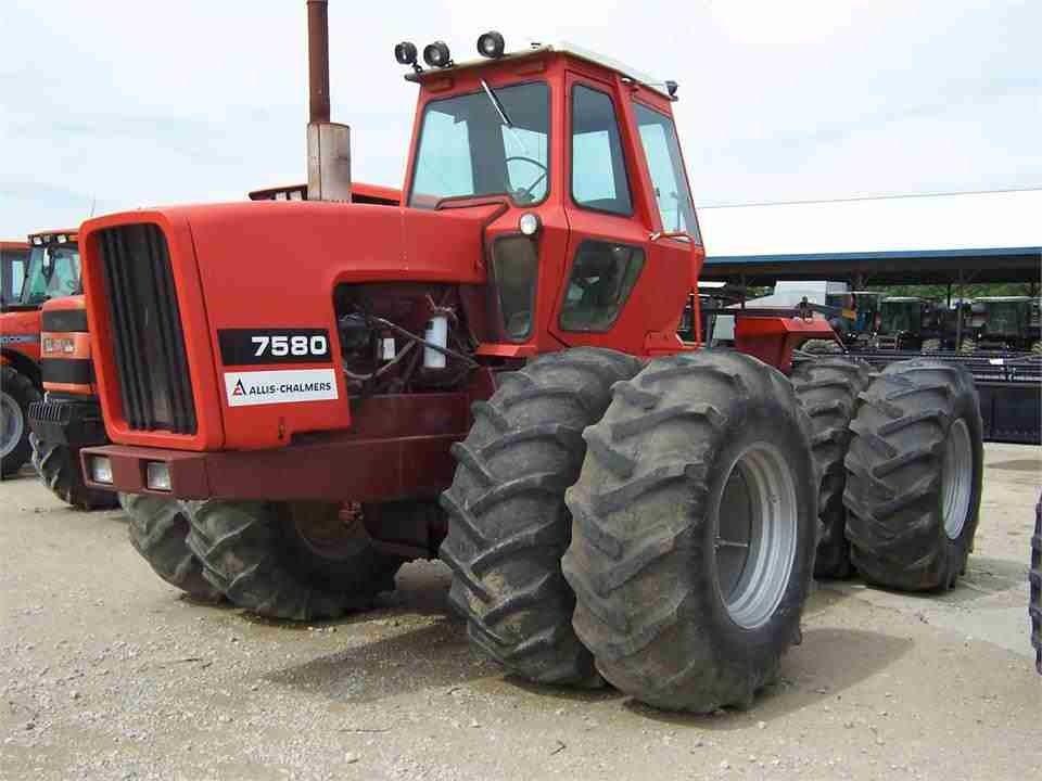 1977 Allis-Chalmers 7580. 210 HP.   Farm   Pinterest ...