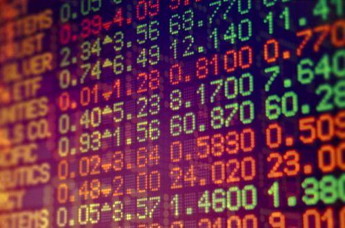 Altcoin. Crypto trader