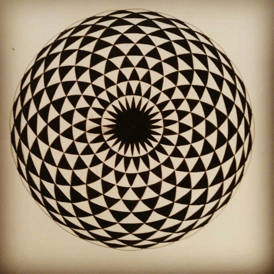 Sacrsd geometry crown chakra geometric eye | Geometric ...