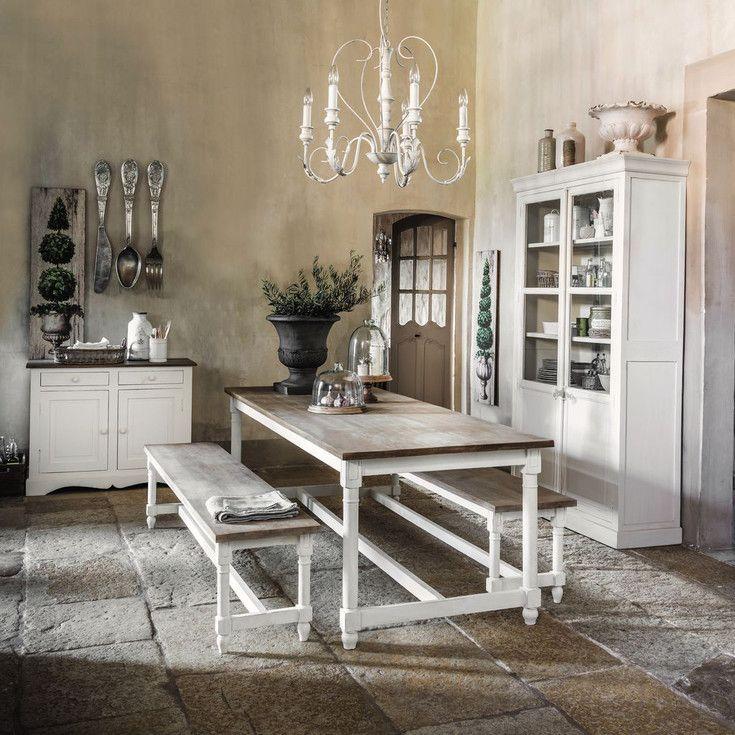 Marvelous Einfache Dekoration Und Mobel Rustikal Oder Romantisch Beleuchtung Im Landhausstil #3: Möbel U0026 Innendekoration U2013 Landhaus