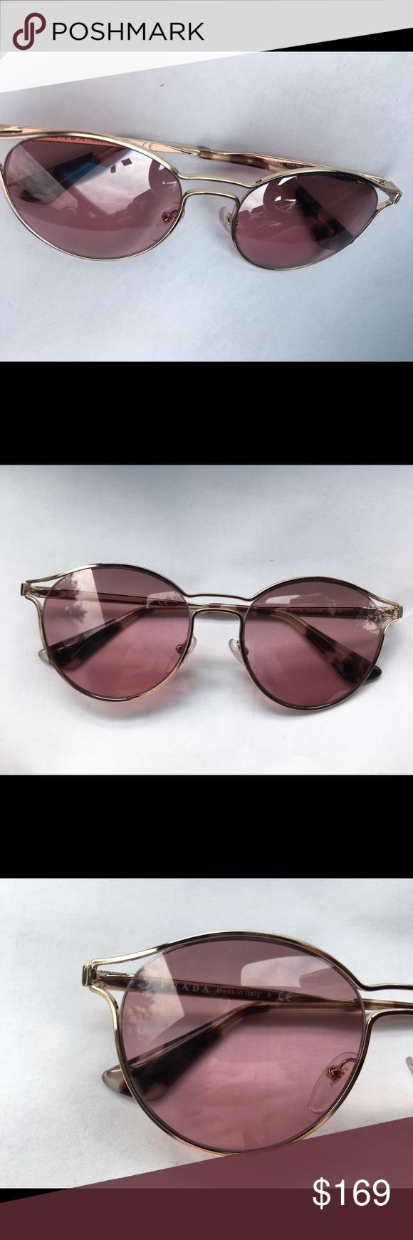 a2e223ea6bf Prada Cinema Sunglasses 🕶 Size  One Size (53-19-140)