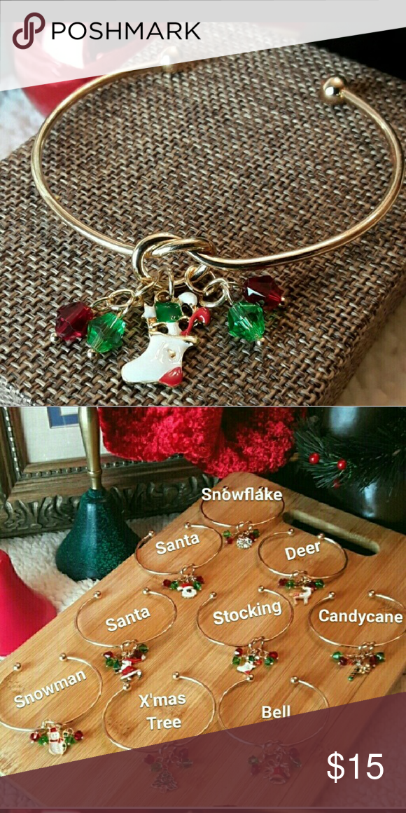 2 X Charm Bracelet Clasp Opener Tool Snake Charm Flowers Xmas Stocking Filler Jewelry & Watches
