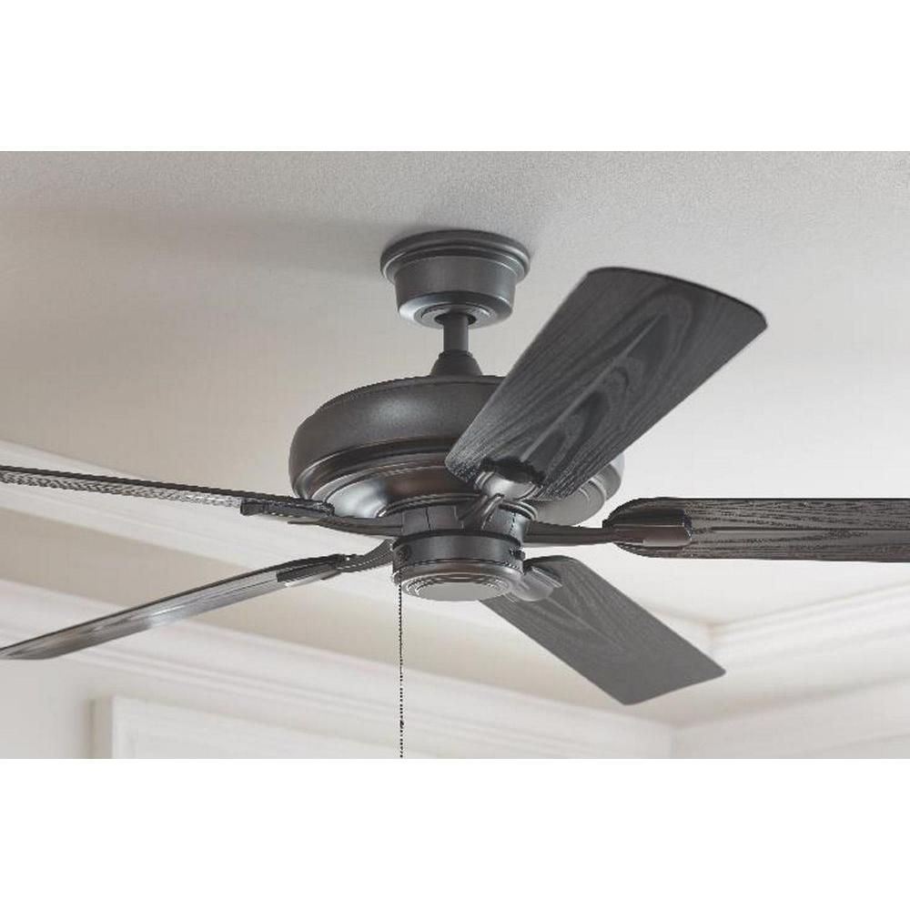 Home Decorators Collection Trentino Ii 60 In Indoor Outdoor Natural Iron Ceiling Fan With Light Kit Yg475 Ni The Home Depot Ceiling Fan Home Decorators Collection Ceiling Fan With Light