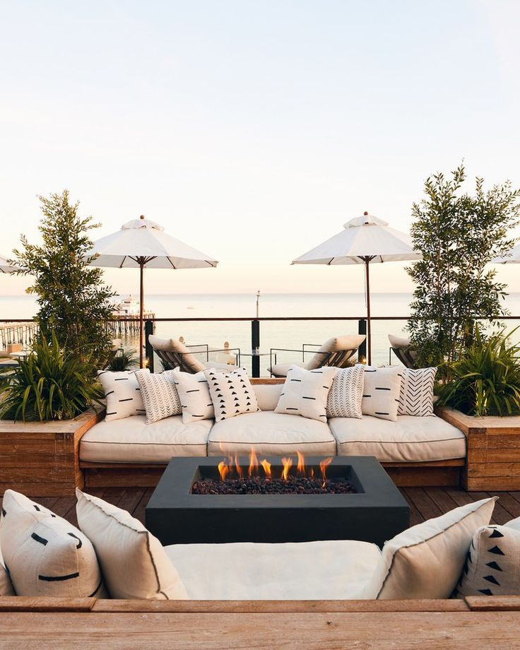 The Surfrider,  - Hotel Review #patiodesign