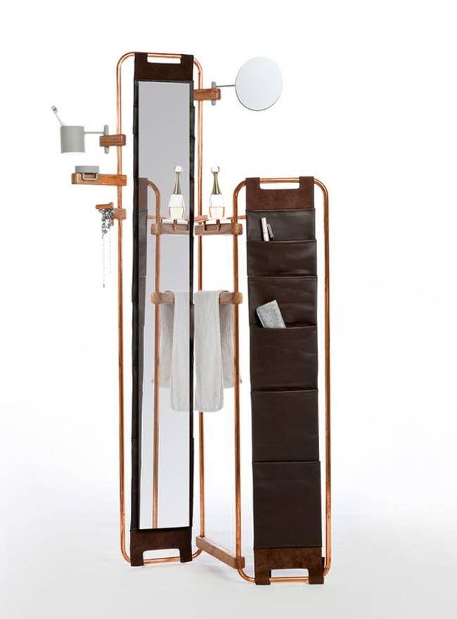 Nomadic modular furniture system transforms each time you - Modular bedroom furniture systems ...